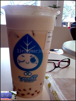 A-gantea: Bubble Milk Tea
