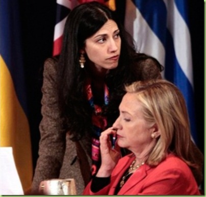 HillaryClintonHumaAbedin