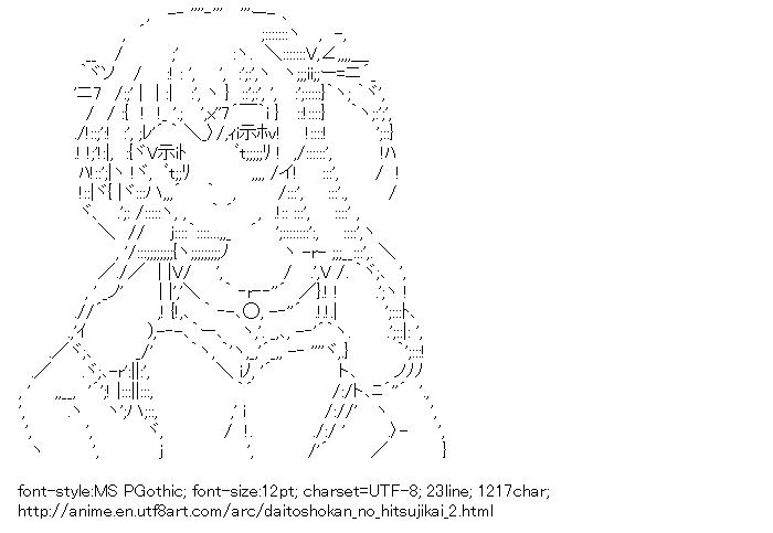 Daitoshokan no Hitsujikai,Serizawa Miyu