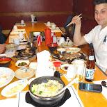 korean brunch at Il Bun Ji on Bloor in Toronto, Ontario, Canada