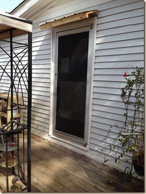 Door repaired