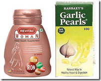 PayTM : Buy Revital Women Combo (30 Caps Women+Garlic Pearls) at Rs. 288 only