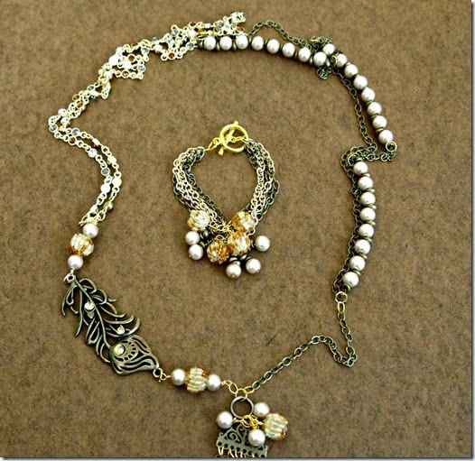 1920's Inspired Necklace