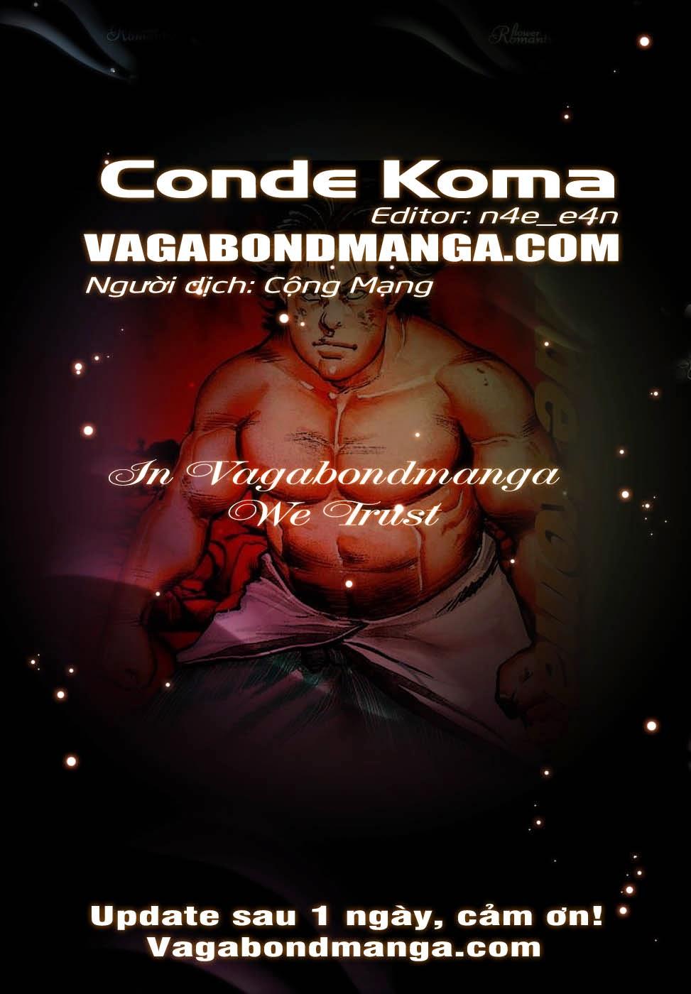 Conde Koma Chap 90