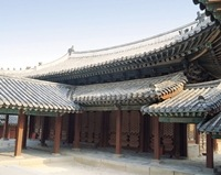 Myeongjeongjeon Hall in Changgyeonggung Palace 08