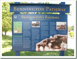 Bennington Pathway