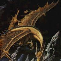 dragon rojo-viento-roca