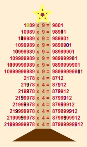 Buon Natale matematico!