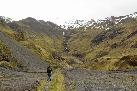 Obiective turistice Islanda: Drumetii in Islanda
