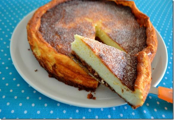 cheesecake tradizionale