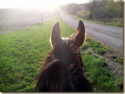 A wonderful ride on my bestie