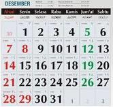 kalender masehi