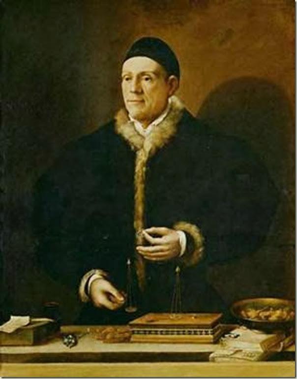 Dosso Dossi, Jakob II Fugger