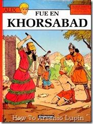 25 Fue en khorsabad