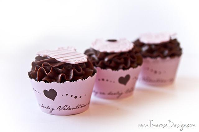 cupcakes til barselbesøk baby cupcakes dåp IMG_4031