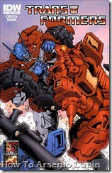 P00005 - The Transformers #11 - In