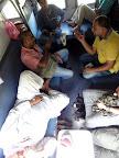 Train de jour pour Agra