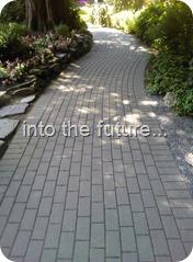 Minter Gardens - walkway