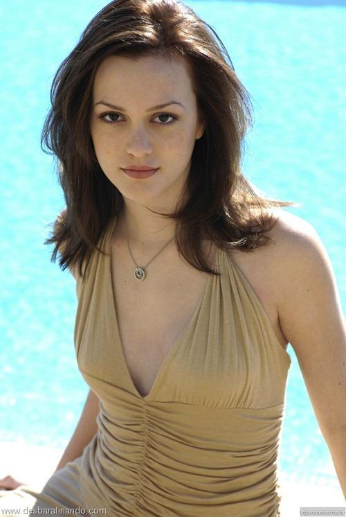 Leighton meester blair gossip girl garota do blog linda sensual desbaratinando  (225)
