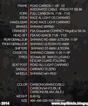 Carraro 953 VALLES ULTEGRA 2014 (2)