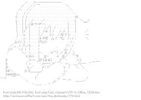 [AA]Otonashi Kotori (The Idolmaster)