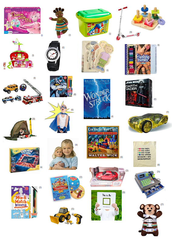 best holiday gifts for kids 2011