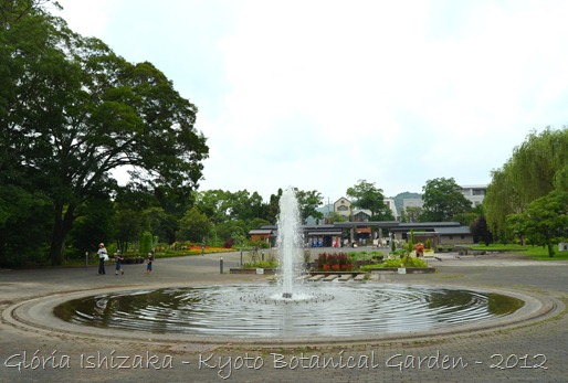 Glória Ishizaka -   Kyoto Botanical Garden 2012 - 80