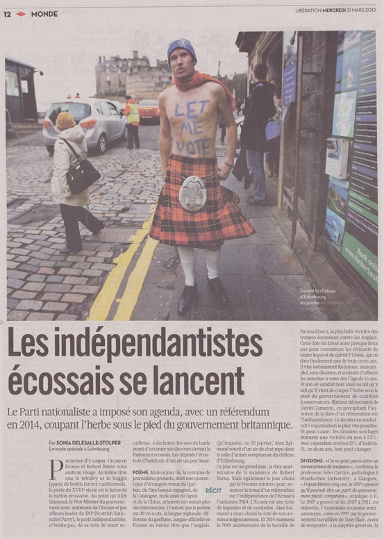 Escòcia independentista