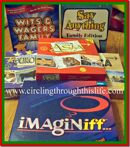 Fun Family Game Suggestions for Christmas Gifts