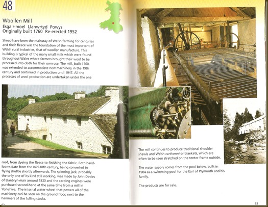The Woollen Mill, Welsh Rural Life Museum0001