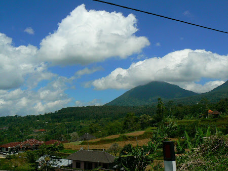 Bali travel: on the road to Bedugul
