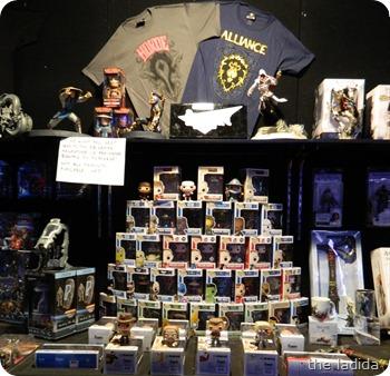 EB Games Expo 2012 - Shopping (2)