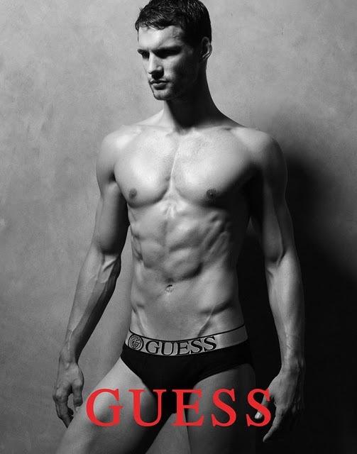 Guess Underwear 2011 - Tomas Skoloudik3