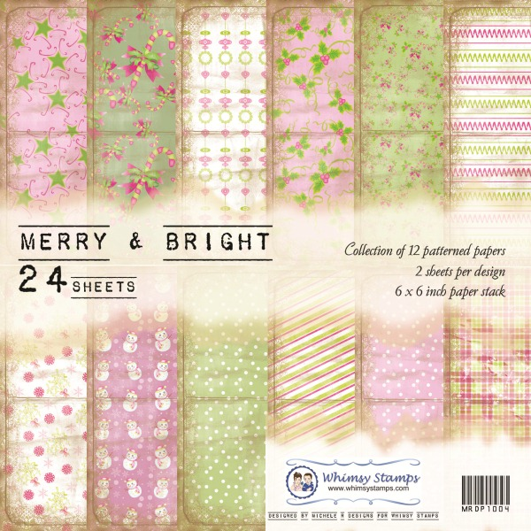 Merry & Bright Front Sheet