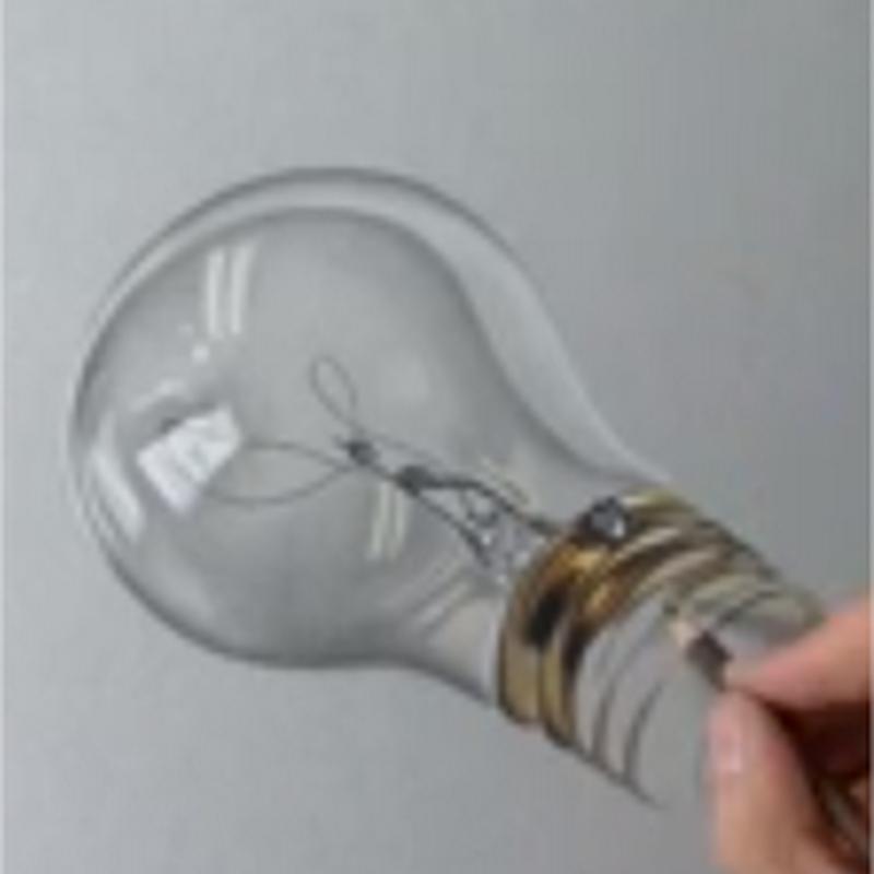 Aprende a hacer dibujos hiper realistas con los videos de Marcello Barenghi