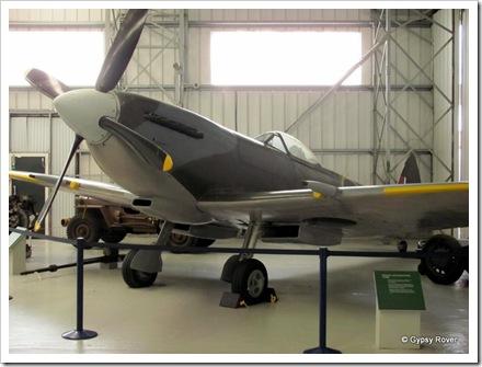 Vickers Marine Spitfire.