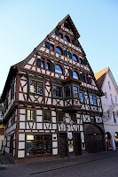 The oldest house in Calw