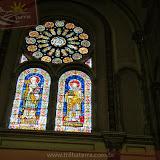 Vitrais da Catedral de la Immaculada Concepción - Cuenca - Equador