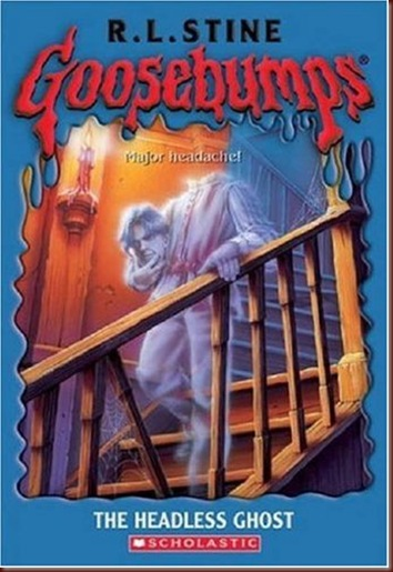 goosebumps the headless ghost5