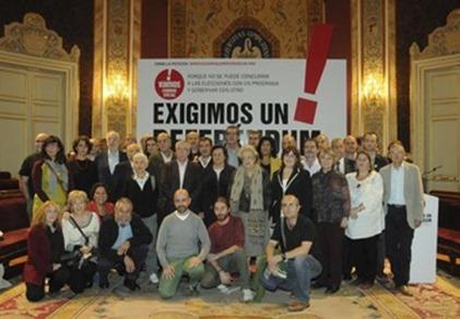 Cumbre_Social  Referéndum