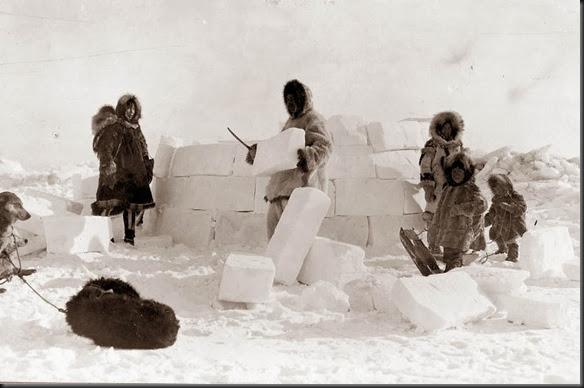 eskimo-igloo