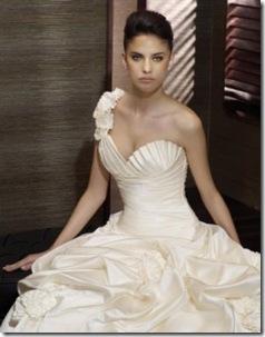 vestidos para novias 2011 hermosos diseños en fotos