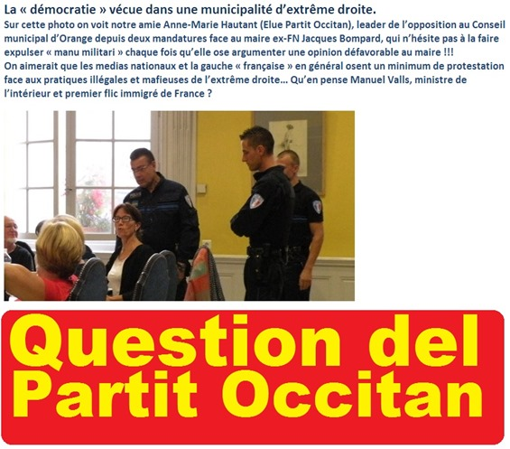 Question del Partit Occitan