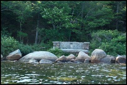 On Jordan Pond 127