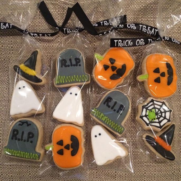 Halloween Cookies 007