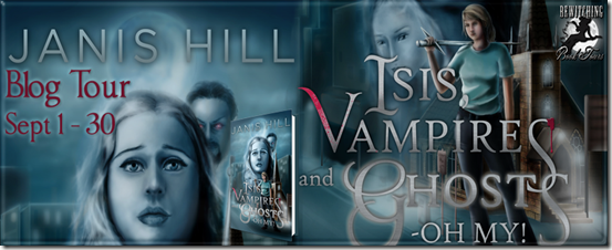 Isis-Vampires and Ghost-Oh My Banner 851 x 315