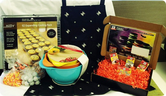 McCormick Giveaway Kit