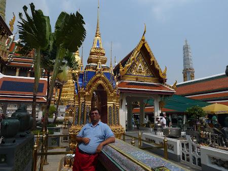 Obiective turistice Bangkok: Palatul Regal al Thailandei