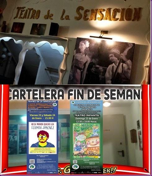 FIN DE SEMANA PONT FLOTANT Y MUSICOS