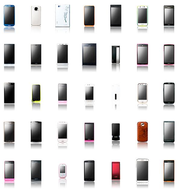 30 ans de téléphonie mobile en image